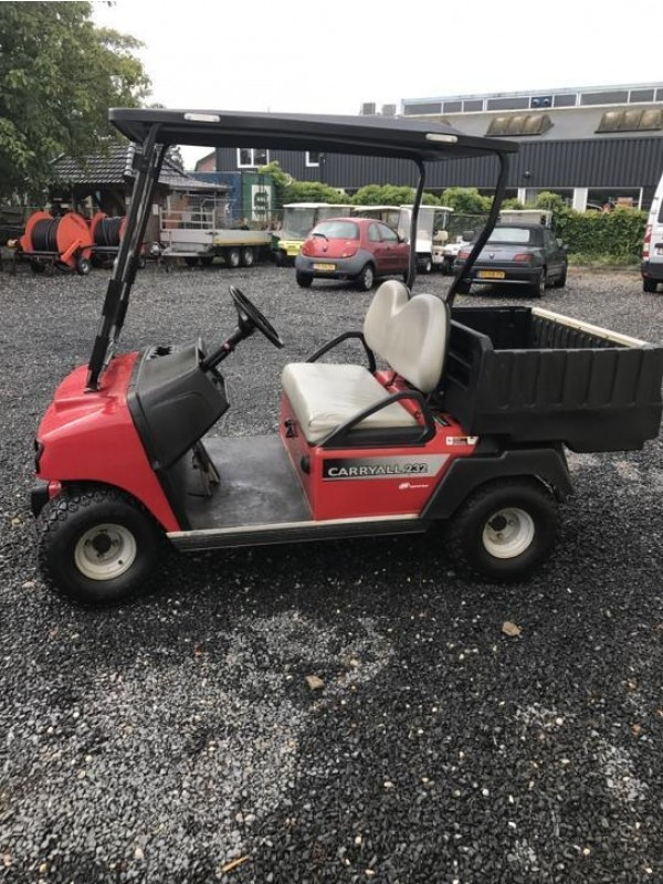 Club car Carryall 232 benzine Transporter heavy duty
