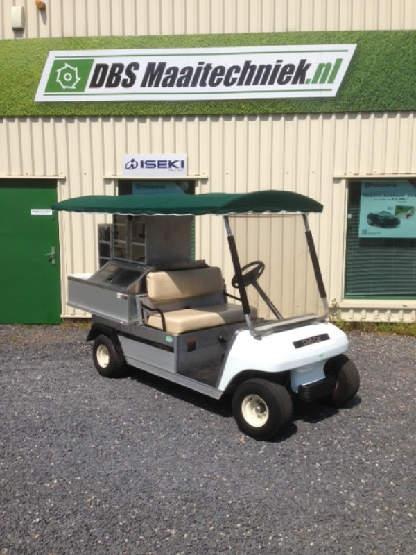 Club Car CarryAll Cateringkar