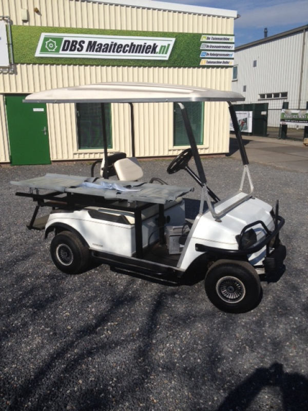 Club Car Ambulance Voertuig