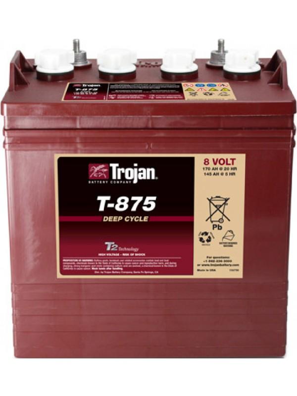 Trojan T875 tractie  accu 8 volt