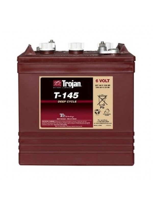 Trojan T145 tractie accu 6 volt
