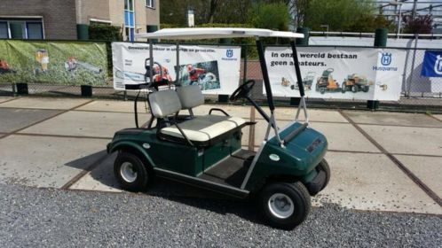 Club car DS benzine 2 persoons