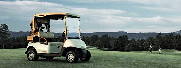 EZGO Golfkarren